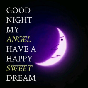 good night my angel