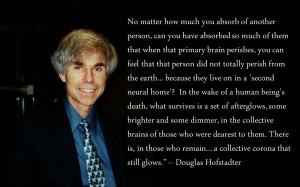 Douglas Hofstadter on Death