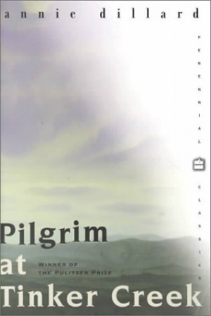 """Start by marking """"Pilgrim at Tinker Creek"""" as Want to Read:"""
