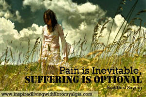 When I get the chance, I'm going to combine the two Fibro blogs.