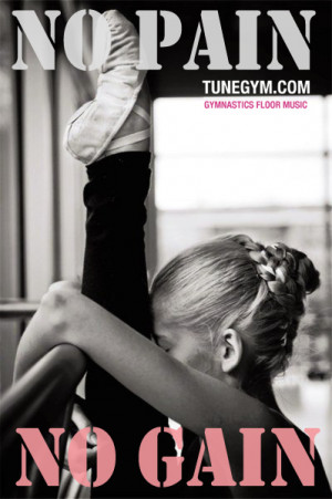 Gymnastics Motivational Quotes and Posters #4 | Gymnastics Floor ...