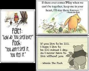 ... -the-Pooh-Piglet-NOVELTY-FRIDGE-MAGNETS-Love-Friendship-Life-quotes