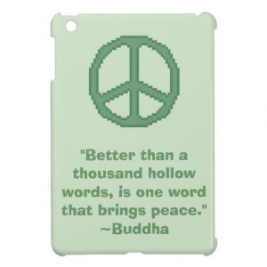peace peace buddha buddha quotes buddha quotes on love buddha quotes ...