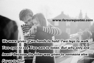 Quotes about two ears to listen but why one heart
