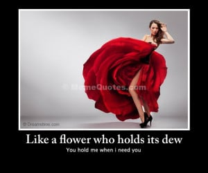 ... dew, you hold me when I need you. Download Beautiful young lady photo