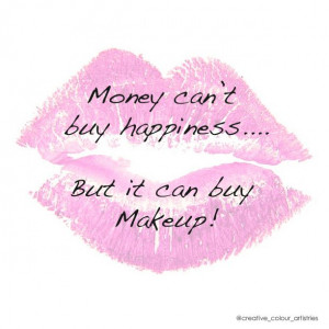 Makeup | Quote | Humor #WinWayneGossTheCollection