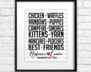 Quotes For Best Friends More Like Sisters Birthday ~ Best Friend More ...