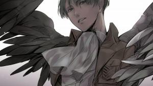 captain levi rivaille ttack on titan shingeki no kyojin anime hd ...