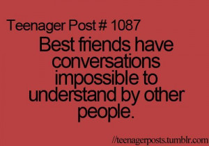 best friends, fact, quotes, so true, teenager, text