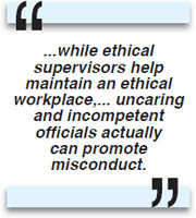 Police Corruption: An Analytical Look into Police Ethics