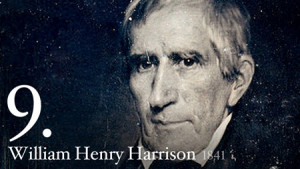 09 William Henry Harrison (1841)