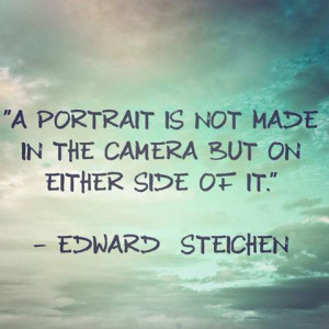 Edward Steichen - #photography #quotes #inspiration #portrait