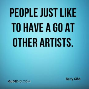 More Barry Gibb Quotes
