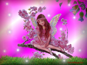 cute little fairy - fairy tales Picture
