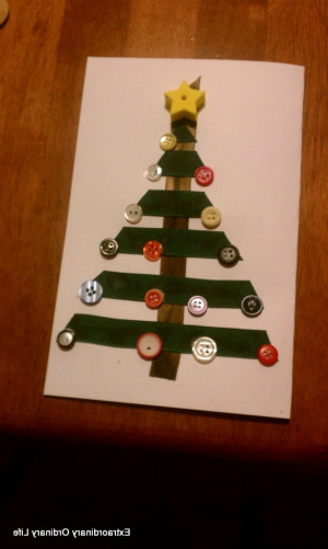 Simple Christmas Card Designs To Make
