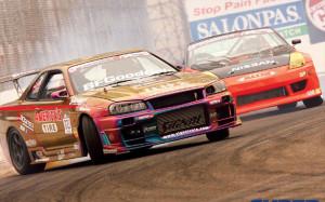 Formula Round One Nissan...