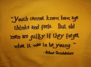 Harry Potter Quote Shirts Part 2