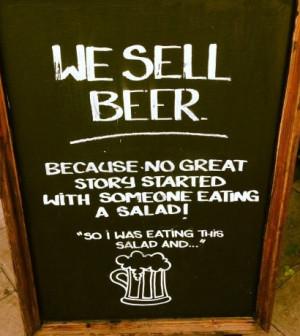funny-beer-salad-sign