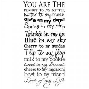 To:dahvie I wish you would love me....