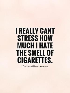 Cigarette Quotes