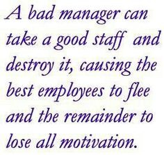 sayings quotes bad management quotes inspiration bad leadership quotes ...