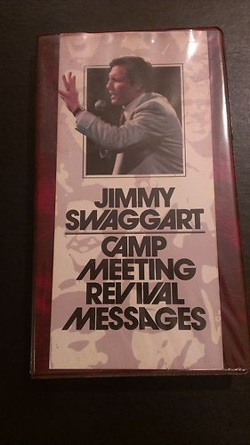 Jimmy Swaggart Cassettes