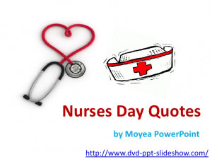 Nurse quotes for nurses day