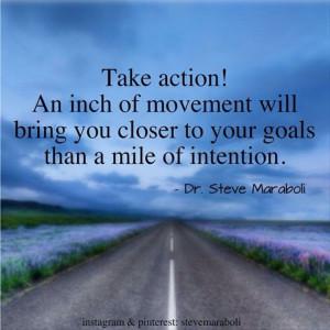 Take action..,