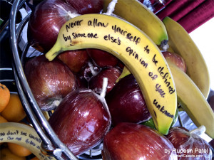 How a Banana Made My Hotel Stay Amazing!