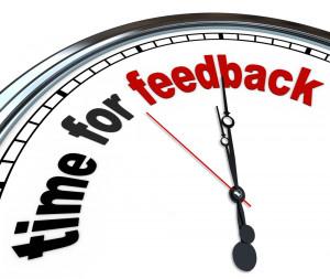 do feedback no desenvolvimento daspessoas. Já sabemos que feedback ...