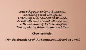 Charles Wesley Quotes