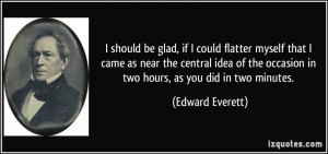 More Edward Everett Quotes