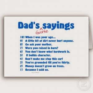 Day Quotes Sayings ~ Happy Father's Day Quotes, Messages, Sayings ...