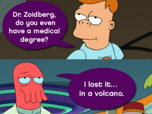 Funny Futurama Quotes