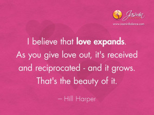 ... Hill Harper http://jasminbalance.com/todays-inspirational-quote-about