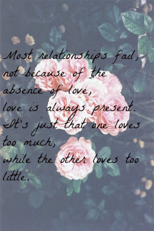 tumblr flower quotes about love source http quoteko com quotes for him ...