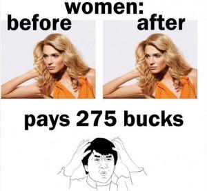 funny women hair cuts