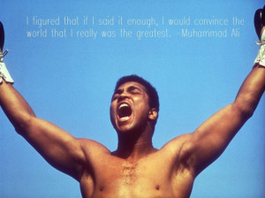 Motivation - Muhammad Ali - Picture Quote Wallpaper 14