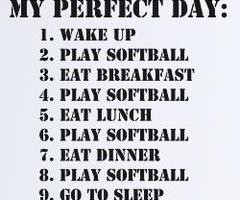 Softball Is Life Quotes Tumblr Life Quotes Tumblr