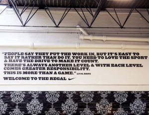 Nike Basketball Motivational Quotes A prominent motivational quote