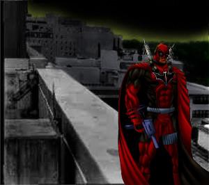 Video Batman Deadpool Fight