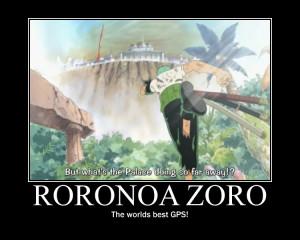 Roronoa Zoro by Yazuda