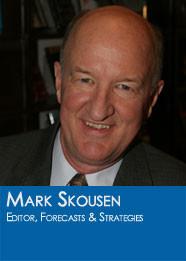 mark skousen editor forecasts strategies mark skousen ph d is a