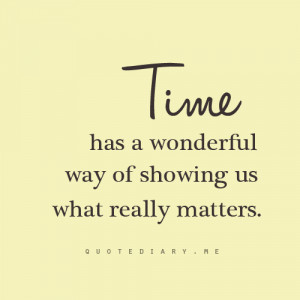Quote on Time   Dont Give Up World