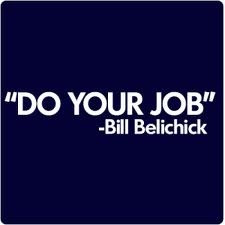Bill Belichick quote