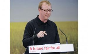 Dave Rowntree a drummer for blur in the 1990s ran for and lost a