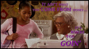Madea Simmons Quotes Pin by brittany boatman on madea quotes/ funny ...