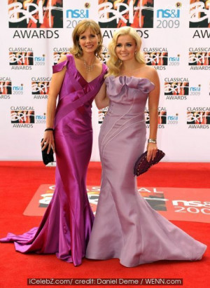 Classical Brit Awards 2009 held at the Royal Albert Hall - arrivals
