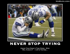 lol awesome especially after the cowboys lost tonight lol