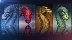 Famous book series of Christopher Paolini named as Inheritance Cycle ...